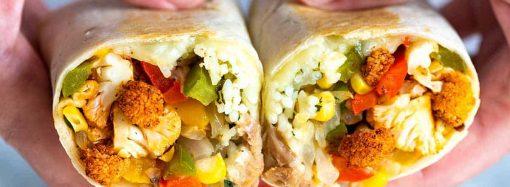 Tina's Frozen Burrito Nutrition Facts